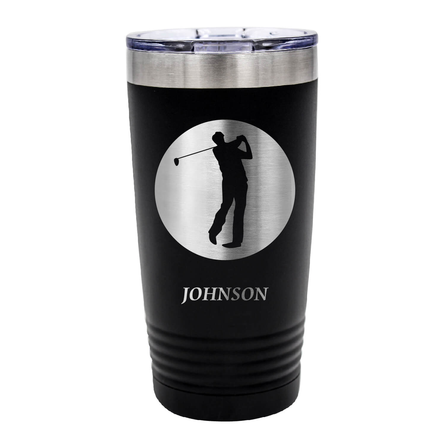 Personalized Golf Tumbler