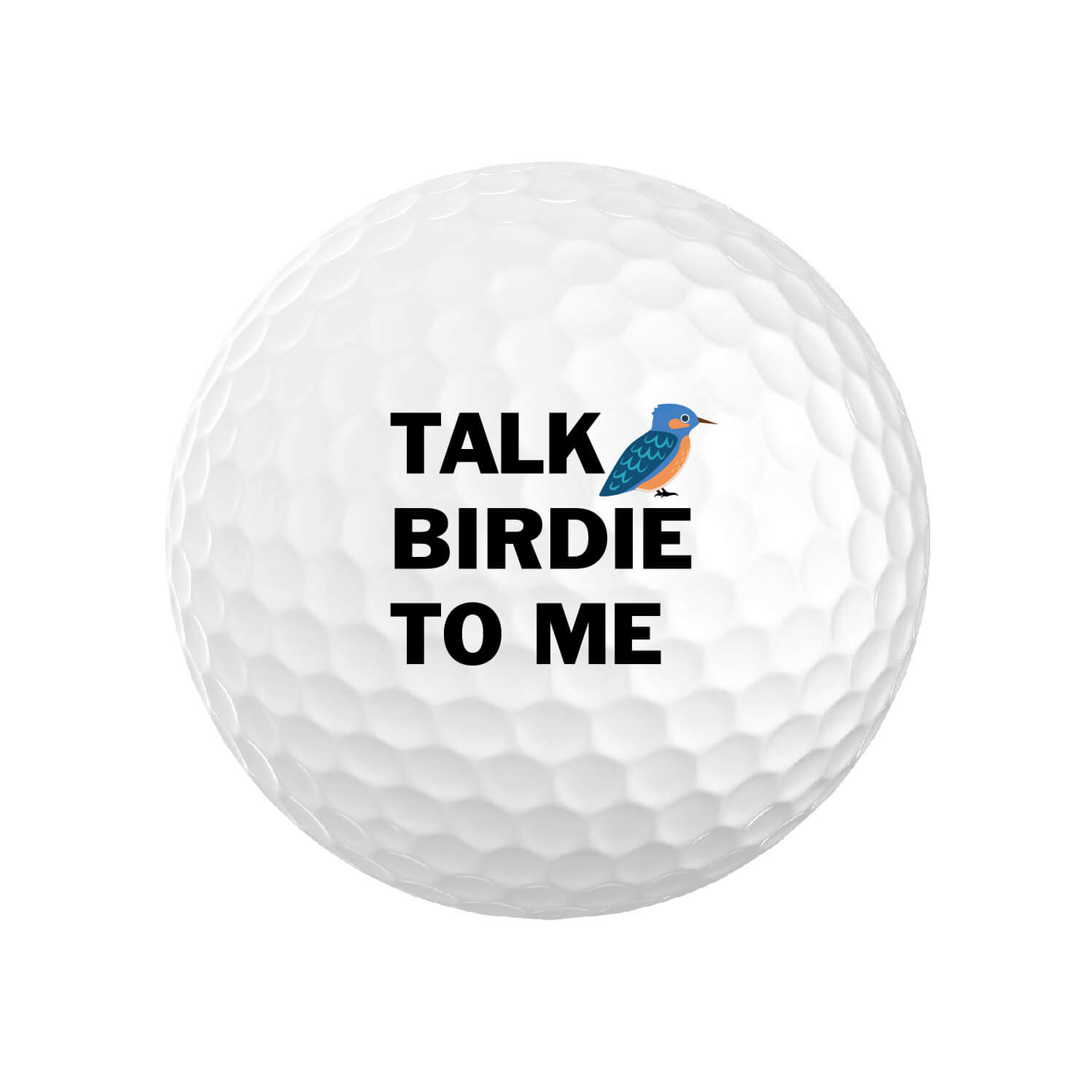 Talk Birdie To Me Golf Balls