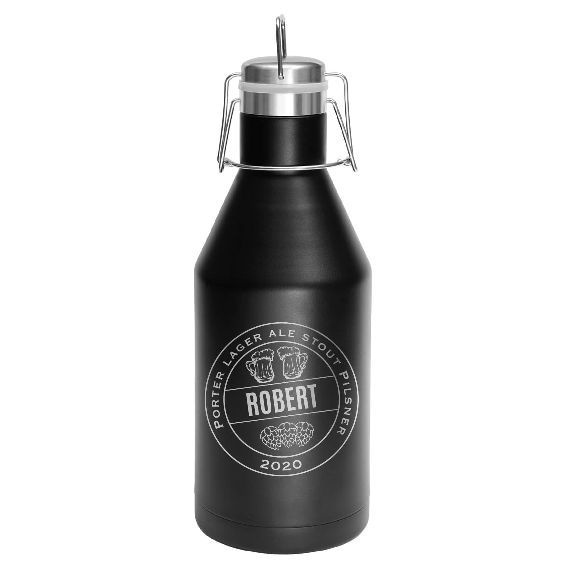 Porter Lager Ale Growler