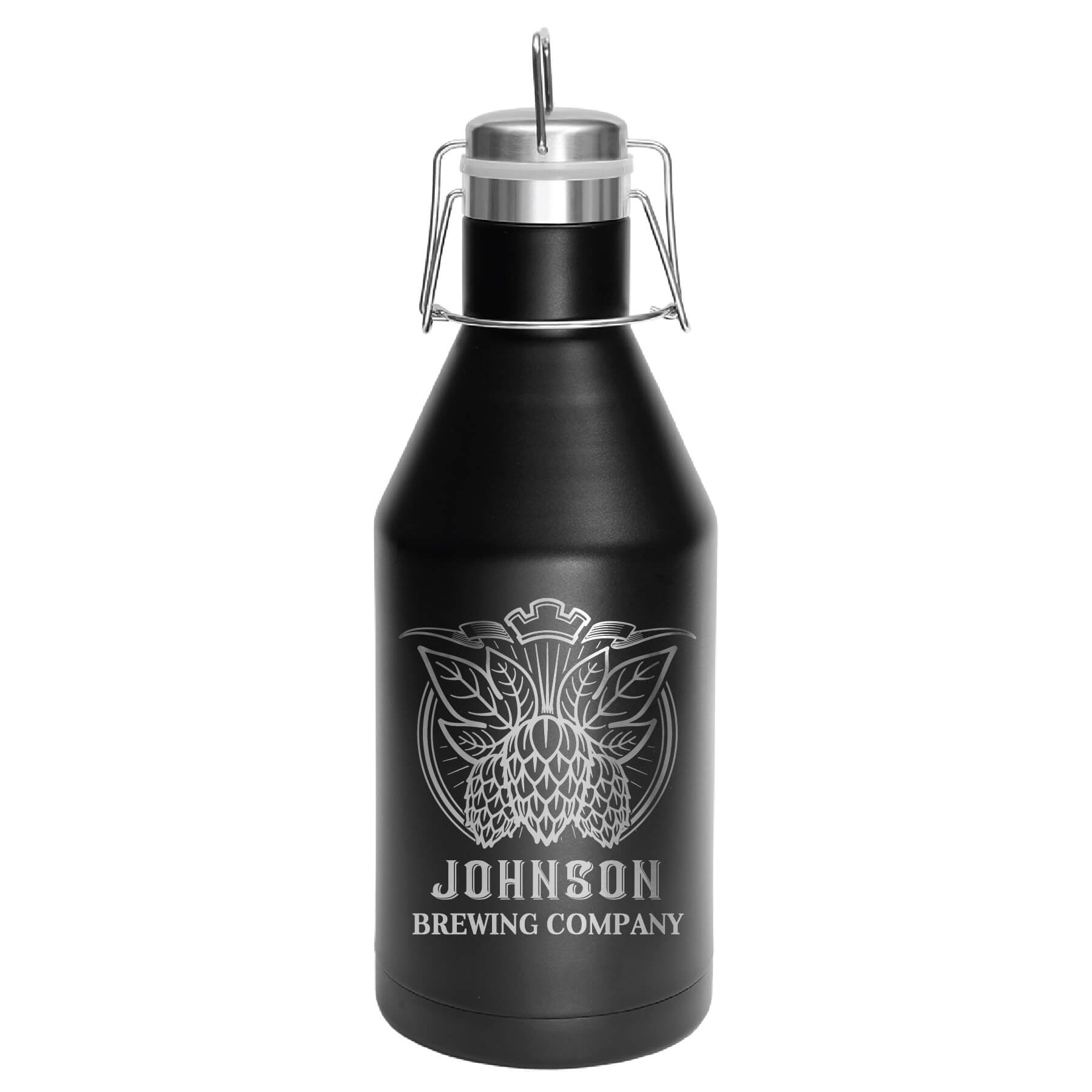 Hops Personalized Growler