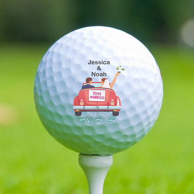 Wedding Golf Ball Favor