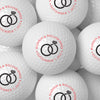 Personalized Wedding Golf Ball