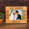 Just Married Frame