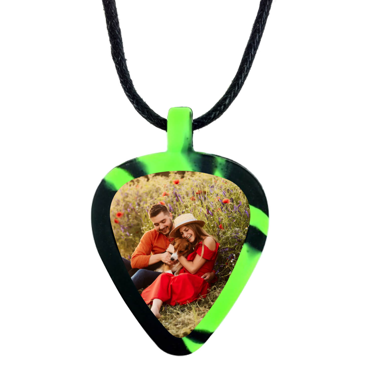 Necklace Guitar Pick Holder