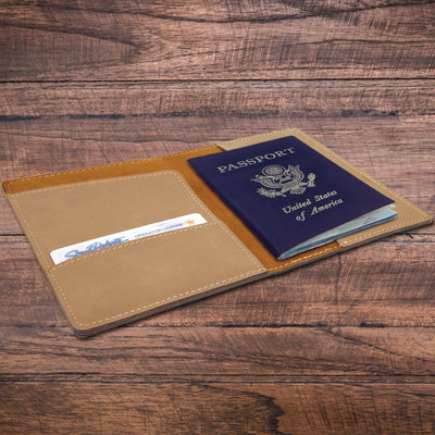Like to Travel Passport Holder