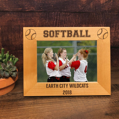 Softball Frame