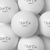 "Personalized ""We Do"" Golf Ball"