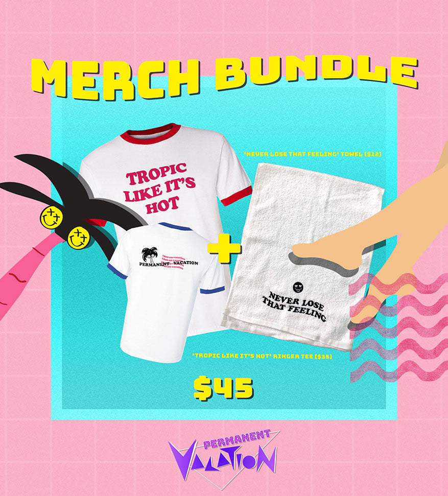 Permanent Vacation Bundle