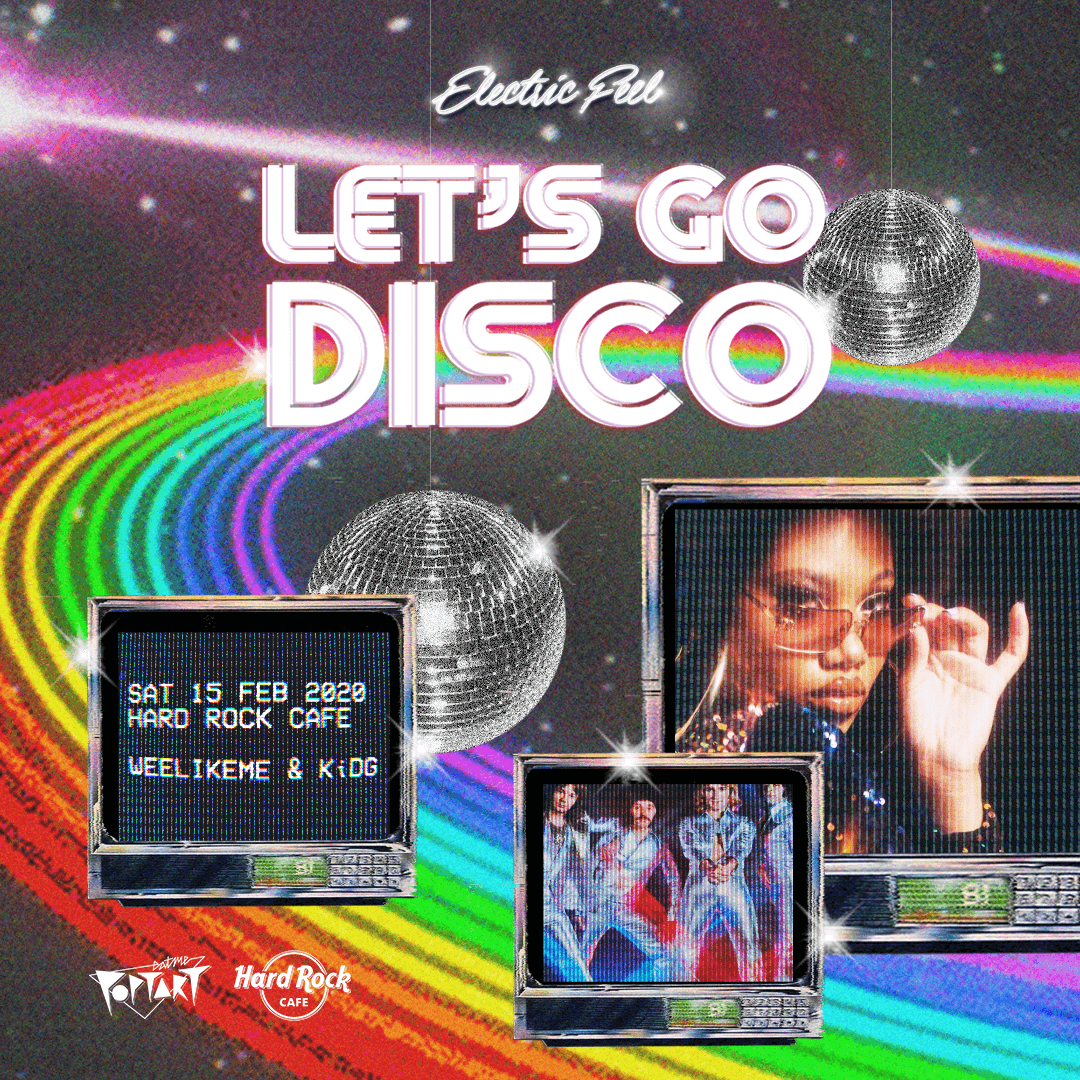 Electric Feel: Let's Go DISCO