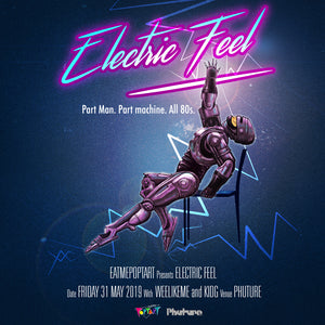 Electric Feel - Part Man. Part Machine. All 80s.
