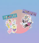 POPTART12 Sticker Bundle