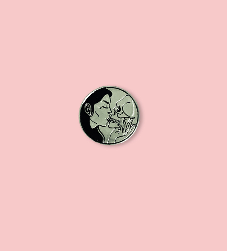 The Three: Cloudhedd Pin