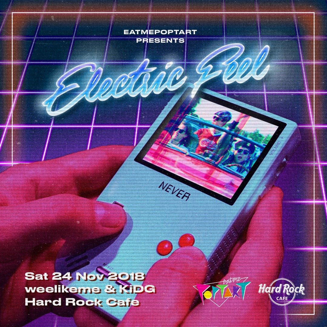 Electric Feel:  C'mon do the 80s with me