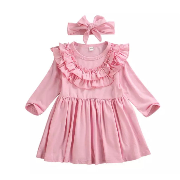 Gabriella Dress Set- Pink - SEO Optimizer Test