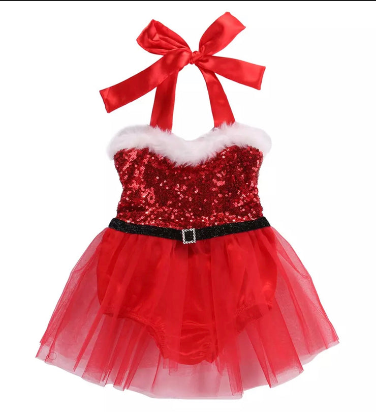 Mrs Clause Tutu Romper - SEO Optimizer Test