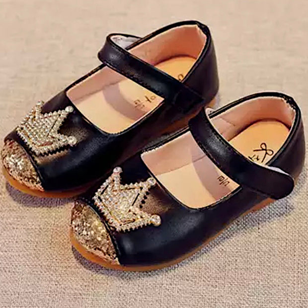Princess Shoes- Black