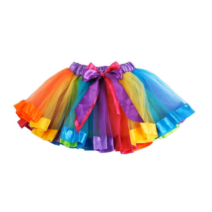 Rainbow Tutu Skirt - SEO Optimizer Test