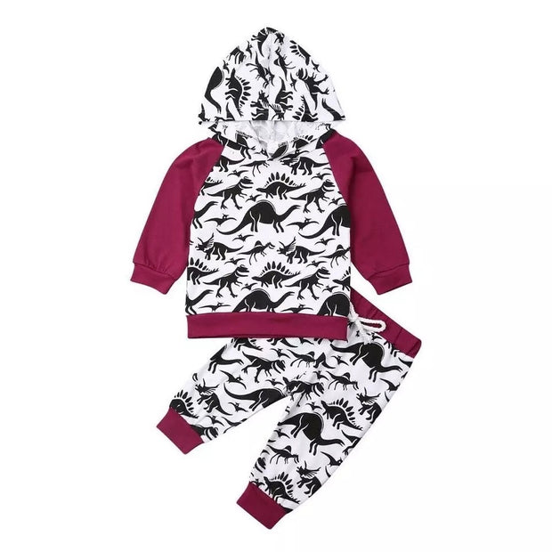 Dino Hoodie Set - SEO Optimizer Test