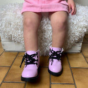 Sydney Boots- Pink