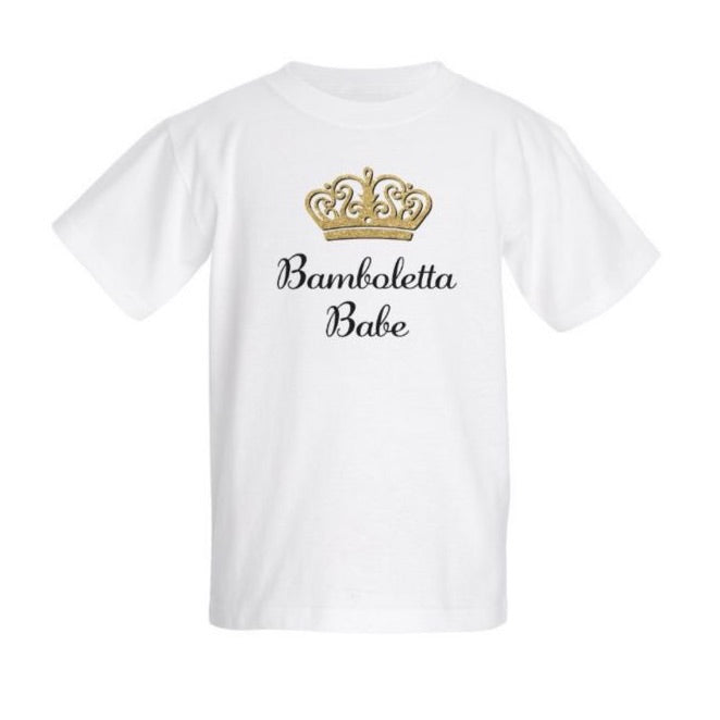 Bamboletta Babe Tee-Crown - SEO Optimizer Test