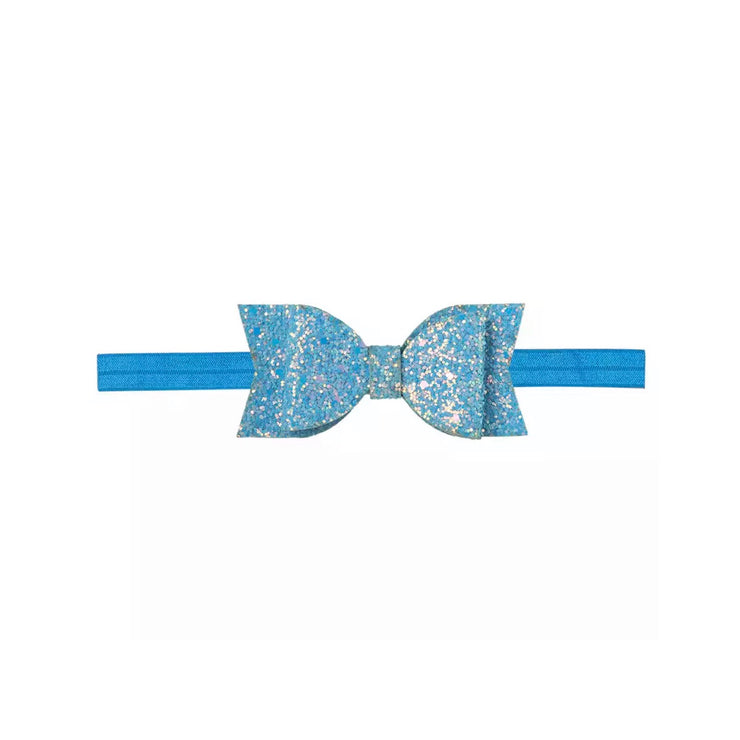 Britney Bow Headband- Baby Blue - SEO Optimizer Test