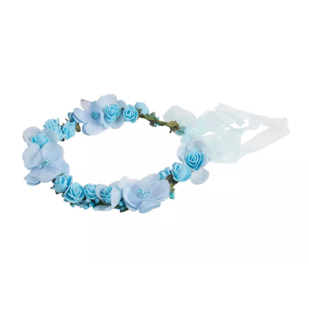 Roma Halo Crown - Blue