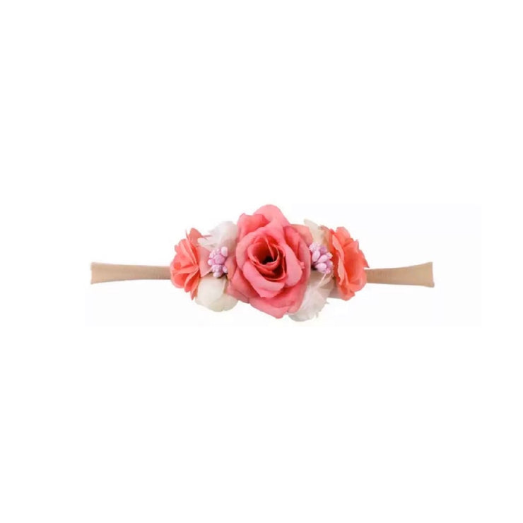 Blooming Zion Headband- Coral Jungle - SEO Optimizer Test