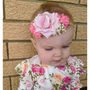 Blooming Zion Headband- Pink Treasure - SEO Optimizer Test