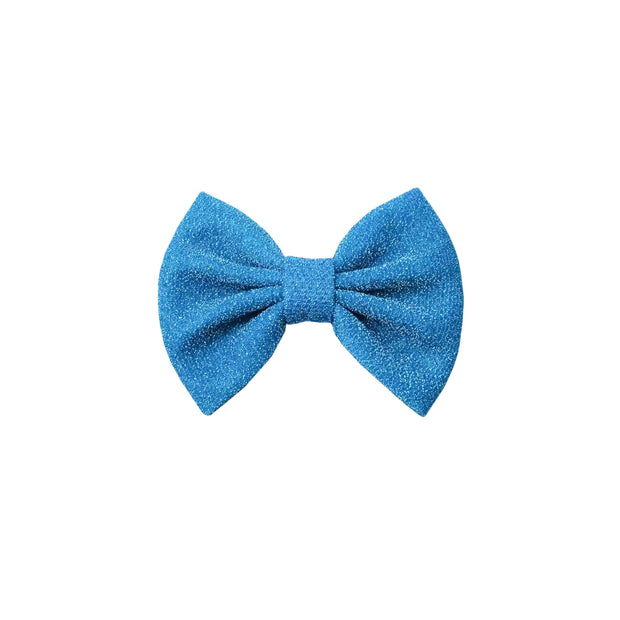 Zuri Hair Bow- Baby Blue - SEO Optimizer Test
