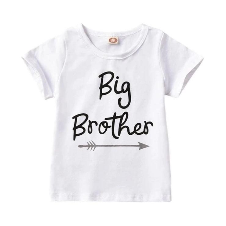 Big Brother Tee OR Little Sister Onesie - SEO Optimizer Test