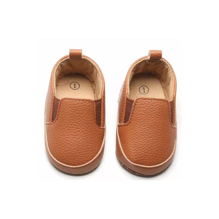 Karter Shoes- Tan