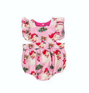 Pinky Christmas Romper  OR Pinky Christmas Dress - SEO Optimizer Test