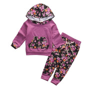 Purple Floral Hoodie Set - SEO Optimizer Test