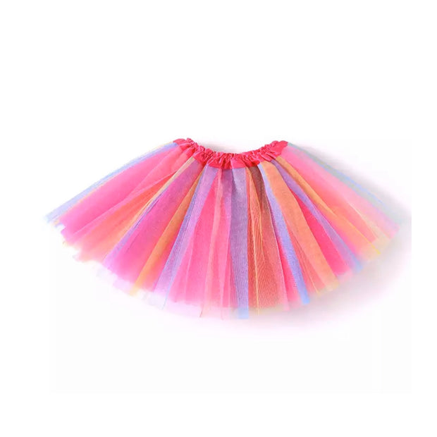 Pink Rainbow Tutu Skirt - SEO Optimizer Test