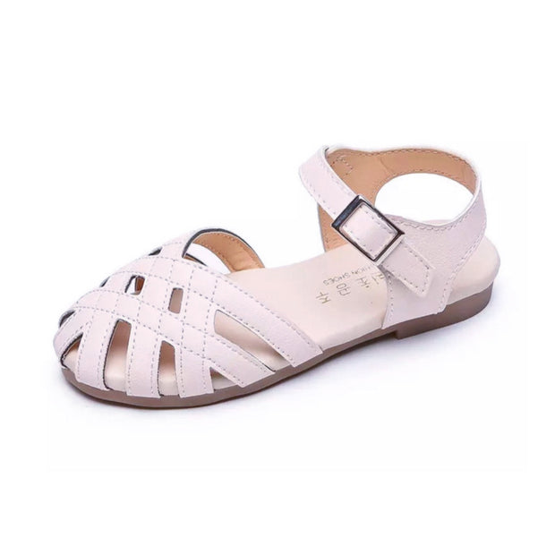 Louisa Sandal- Off White