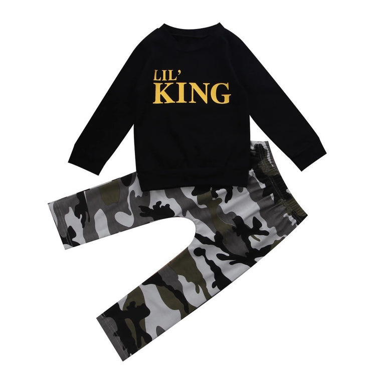 Lil King Camo Set - SEO Optimizer Test