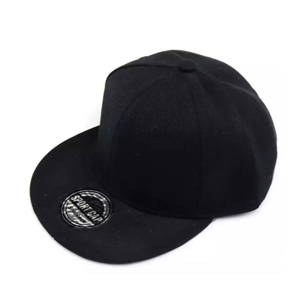 Bailey Baseball Cap- Black