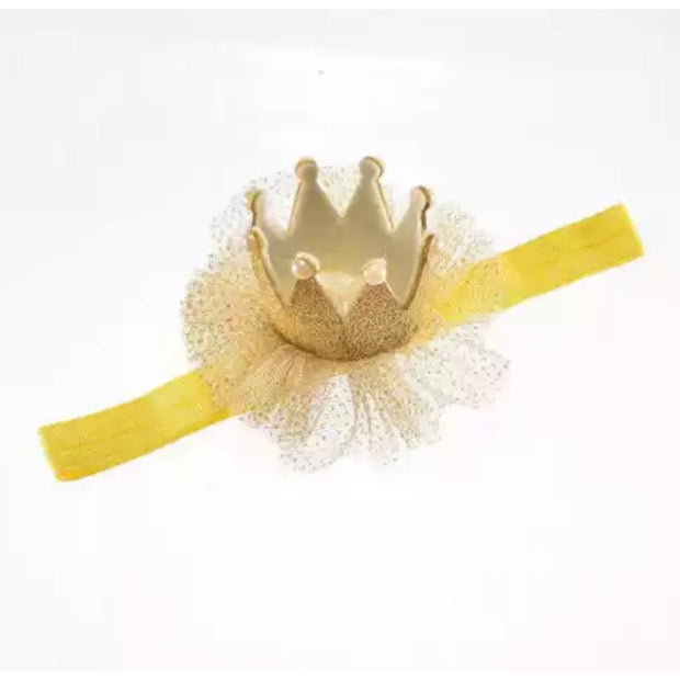 Mini Birthday Crown - Gold