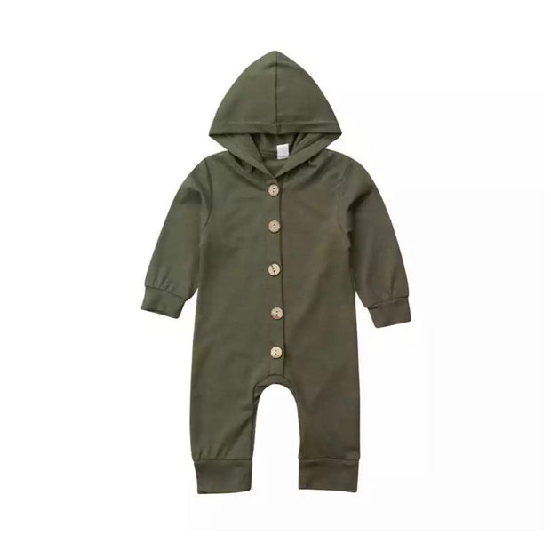 Ronan Romper- Army Green - SEO Optimizer Test