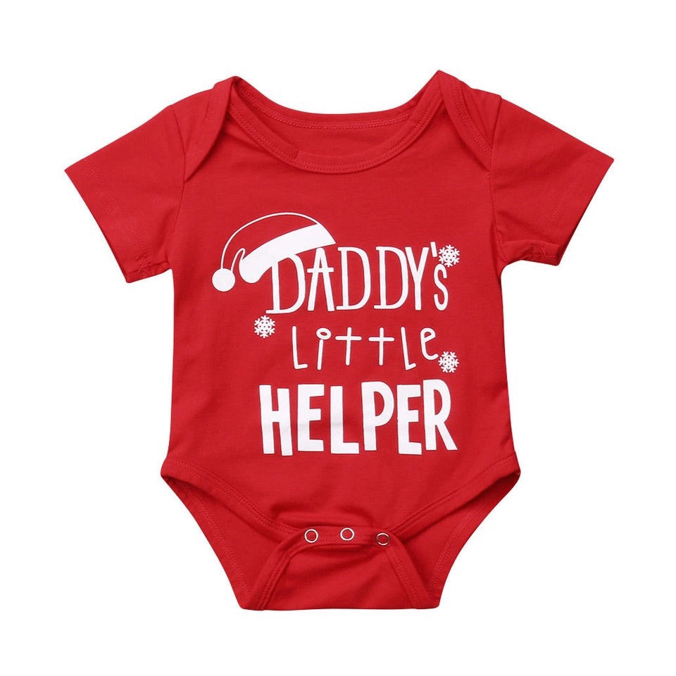 Daddy's Little Helper Onesie - SEO Optimizer Test