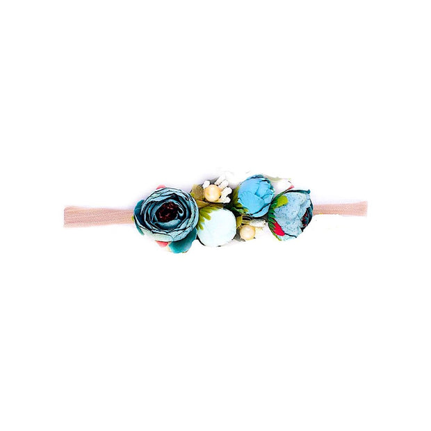 Blooming Zion Headband- Blueburry Craze - SEO Optimizer Test