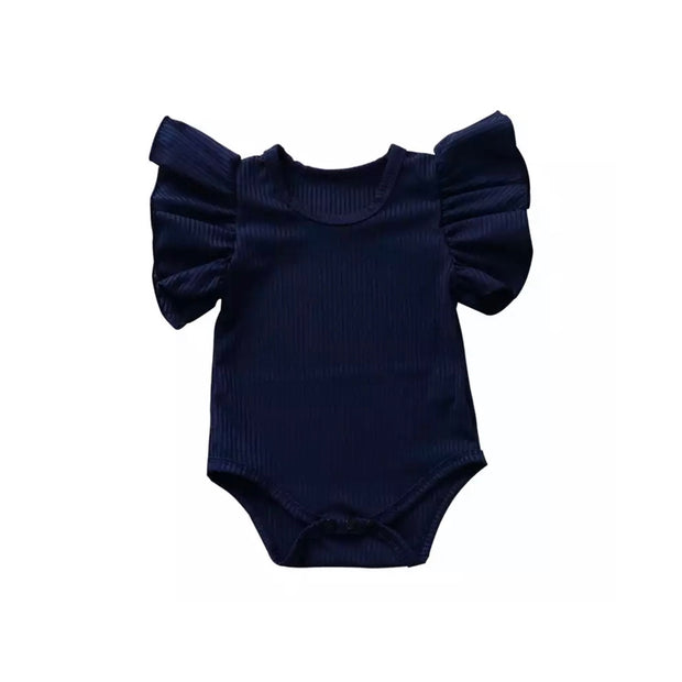 Riley Flutter Onesie- Midnight Blue - SEO Optimizer Test