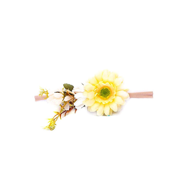 Blooming Zion Headband- Yellow Haze - SEO Optimizer Test