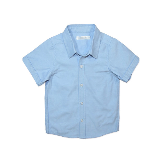 Carl Shirt- Blue - SEO Optimizer Test
