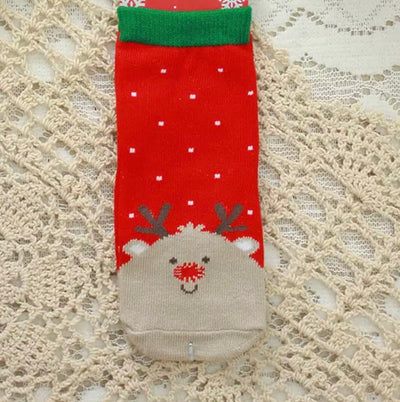 Christmas Socks- Mr Reindeer - SEO Optimizer Test