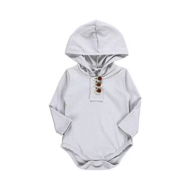 Aaron Hoods Onesie-Grey - SEO Optimizer Test