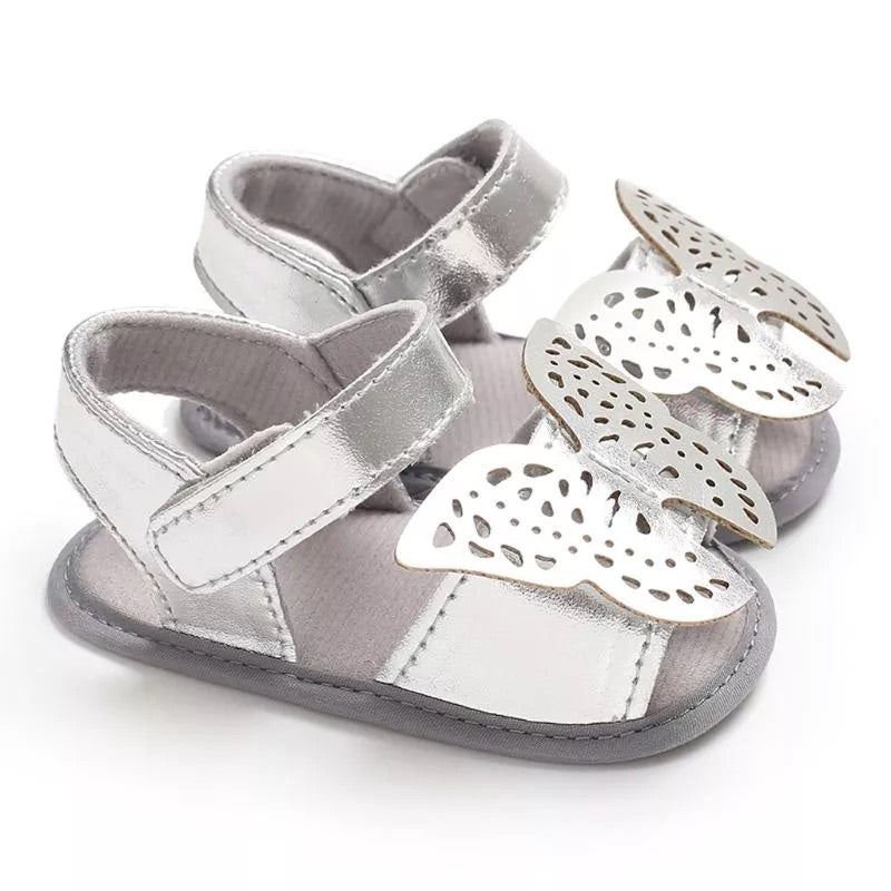 Butterfly Sandals - Silver - SEO Optimizer Test