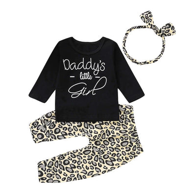 Leopard Princess Set