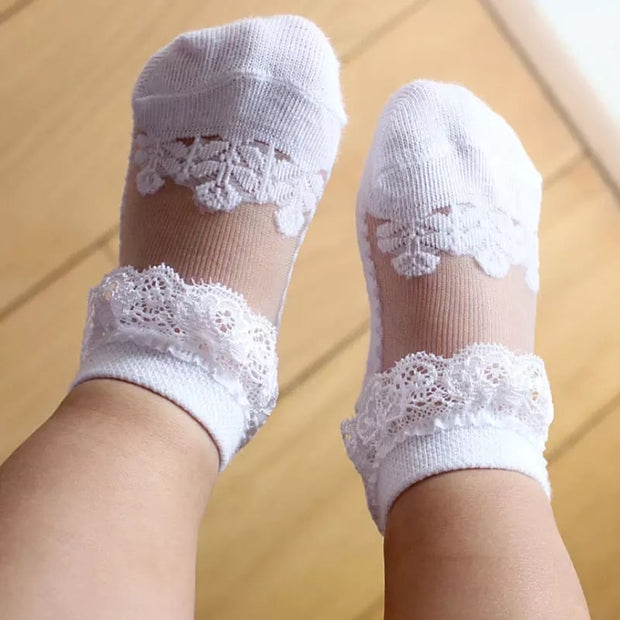 Alison Socks - White - SEO Optimizer Test