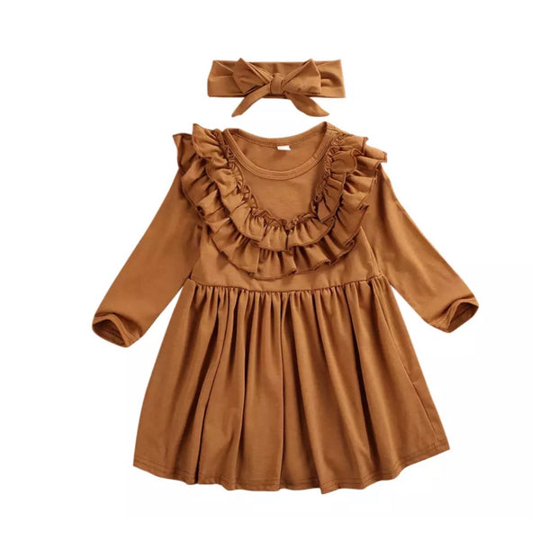 Gabriella Dress Set- Camel - SEO Optimizer Test